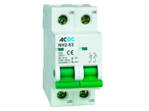 DC Isolator Switch 2P 63A