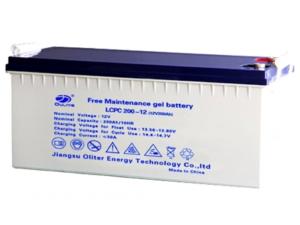 Gel Oliter 200ah Solar Battery