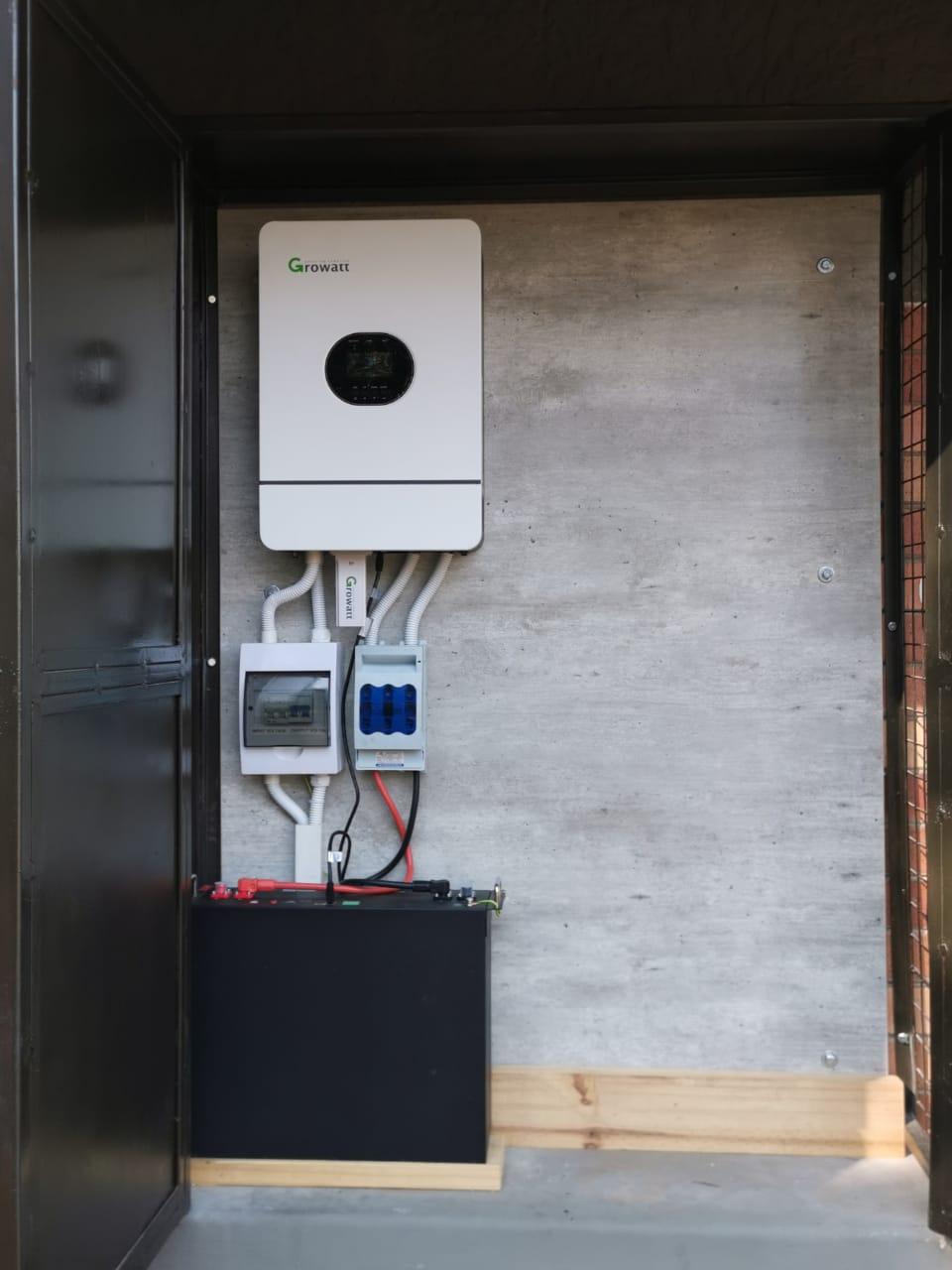 Growatt-inverter-solar-installations-supply-green-energy