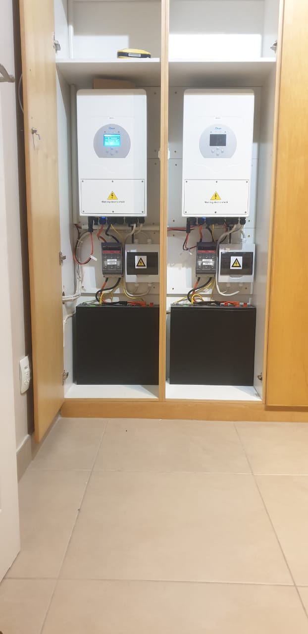 our-installations-2-panels-system-5kw-Deye-Hybrid-Inverter