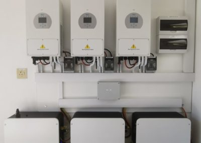 3 x Dyness 4.8 kWh Depot Lithium-Ion Batteries - Solar Supply